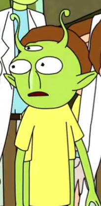 Alien Morty