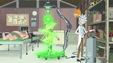 Rick-Morty Shrink Ray