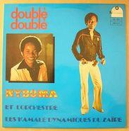 Nyboma - Doublé Doublé (LP)