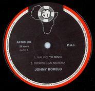 Le Formidable Johny Bokelo & Orchestre Conga (Afriqu'Music 008) L2