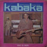 Kabaka DWAPS2141 Ego Di Nkpa Front