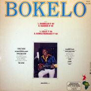 Johnny Bokelo, back - Isabelle - B