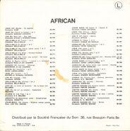 African 90831 CB 1000