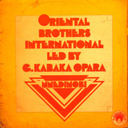 Afrodisia 2020 Oriental Brothers A