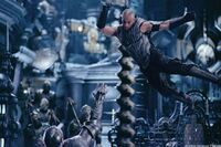 Riddick leaps Lord Marshal