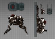 Spider Turret Concept
