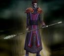 Necrothrall Spear (Blue)