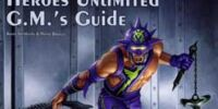 Heroes Unlimited G.M.'s Guide