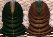 Leather Green Dye