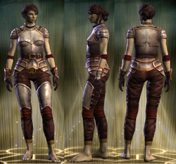 Hermit Set Female