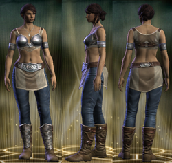 Squire Set Female