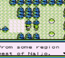 Unidentified Region