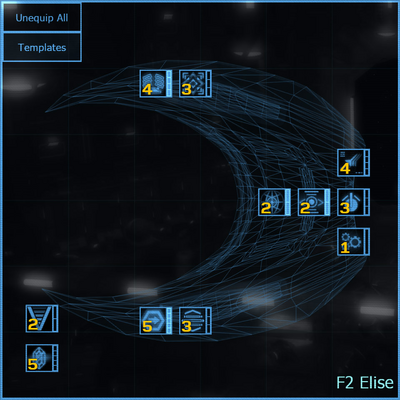 F2 Elise blueprint updated