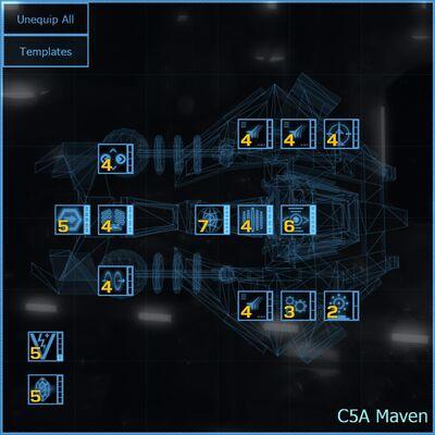 C5A Maven blueprint updated