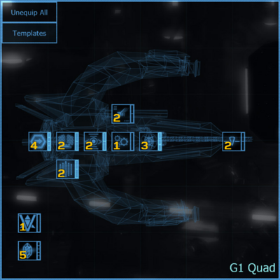 G1 Quad blueprint updated