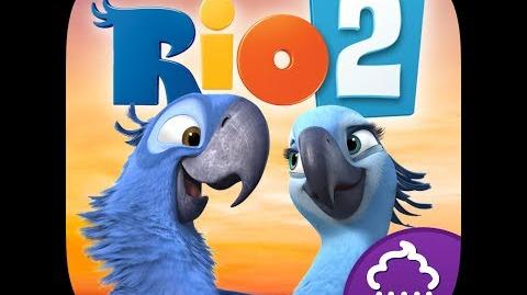 RIO 2 (The Official App for the Movie)