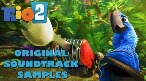 Rio 2 (Original Music Score Samples) - John Powell