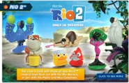 Rio2 Home ToyCollection