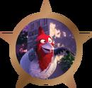 Bronze Badge - Bird Rapper