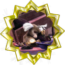 File:Gold Badge Defeated.png