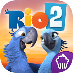 RIO 2 app by Cupcake Digital, Inc