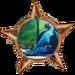 Bronze Badge Misundertood