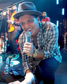 Bruno Mars, Las Vegas 2010