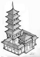 Asian Temple 3 a
