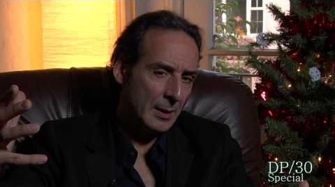 "DP 30 Special Alexandre Desplat on the song from Rise of the Guardians, ""Still Dream"""