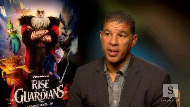 "Skwigly Video Exclusive - Interview with Peter Ramsey, director of ""Rise of the Guardians"""