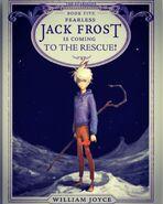 Jack Frost novel mock up cover