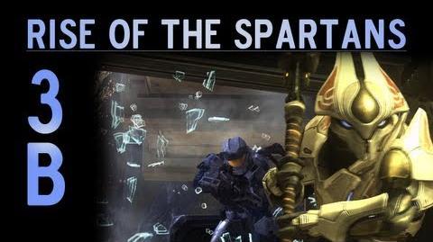 Rise of the Spartans Part 3B (Reach Machinima)