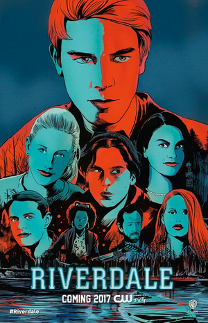 Riverdale - Coming 2017 poster