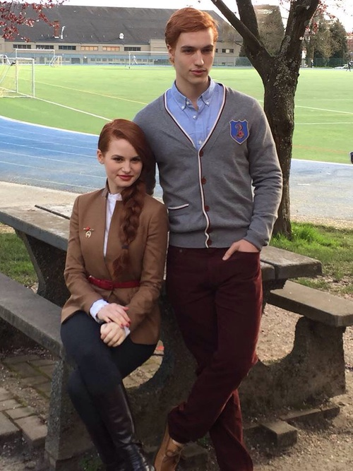 Image - Riverdale - Cheryl & Jason.jpg | Riverdale Wiki ...