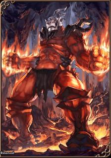 RO FlameGiant