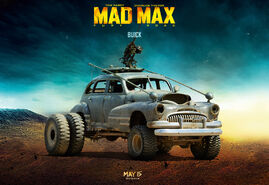 Madmax buick