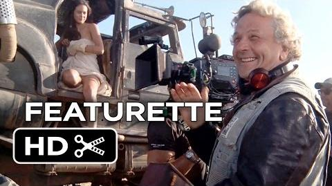 Mad Max Fury Road Featurette - George Miller (2014) HD