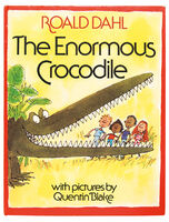 The Enormous Crocodile first edition-1-