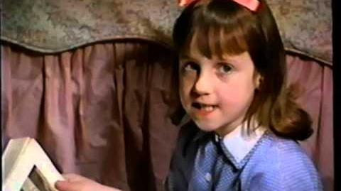 Matilda (1996) Trailer (VHS Capture)