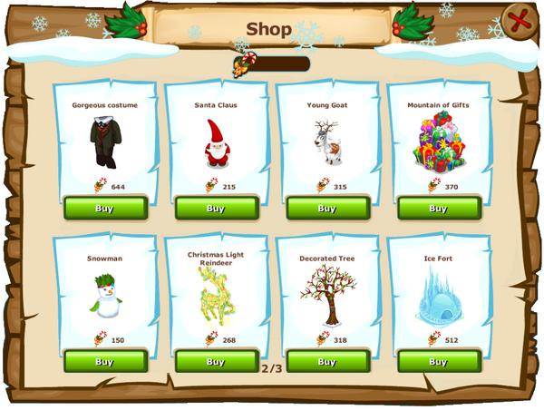 Christmas Shop-II