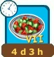 7.Vegetable salad-Timed