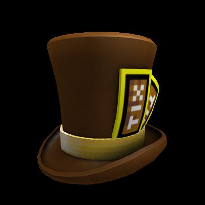 Catalog:Brown Tix Top Hat | ROBLOX Wikia | Fandom powered ...