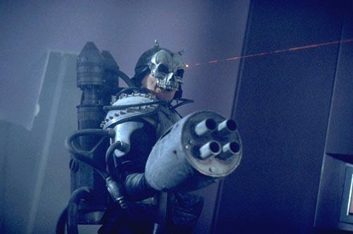 Bonemachine - Bombardements
