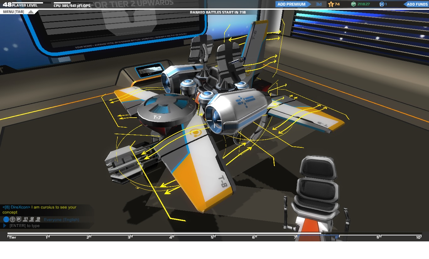 Image - T8 bomber.jpg | RoboCraft Wiki | Fandom powered by ...