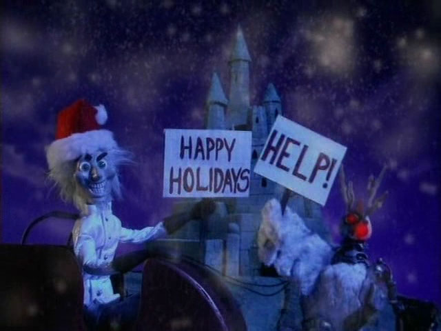 wiki robot chicken christmas special