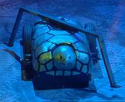 Extreme terror turtle