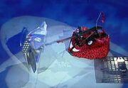 Depoppesaurus Rex vs Diotoir