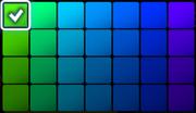 Blue Team Paint Colors