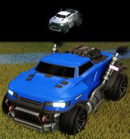 Road hog body
