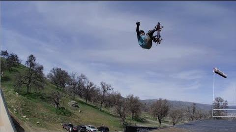 First Ever 1080 Landed By 12-Year-Old skateboarder Tom Schaar